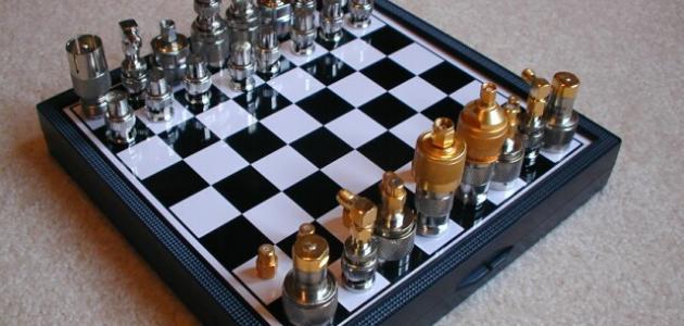 بالصور كيف تلعب الشطرنج , طريقة لعب الشطرنج 5754