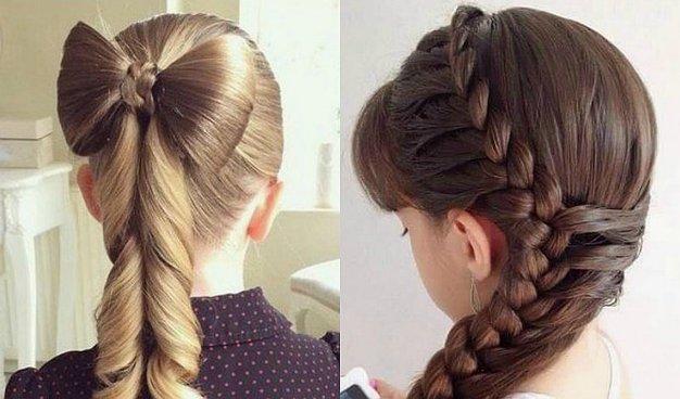 بالصور تسريحات شعر بسيطة , اجمل تسريحات الشعر الجذابة 5769 2