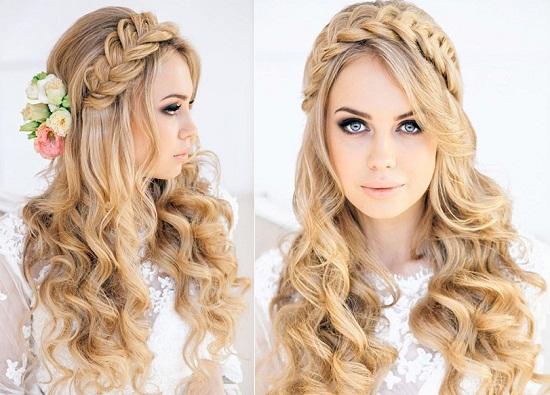 بالصور تسريحات شعر بسيطة , اجمل تسريحات الشعر الجذابة 5769 4