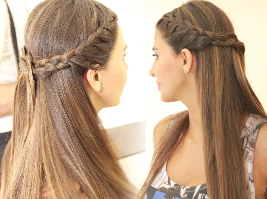 بالصور تسريحات شعر بسيطة , اجمل تسريحات الشعر الجذابة 5769 7