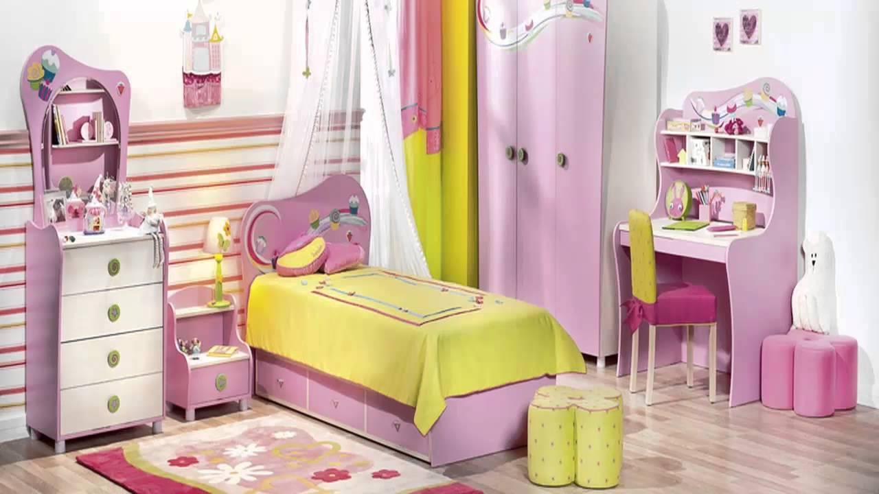 بالصور غرف نوم اطفال بنات , اجمل غرف نوم للبنات 5865 2