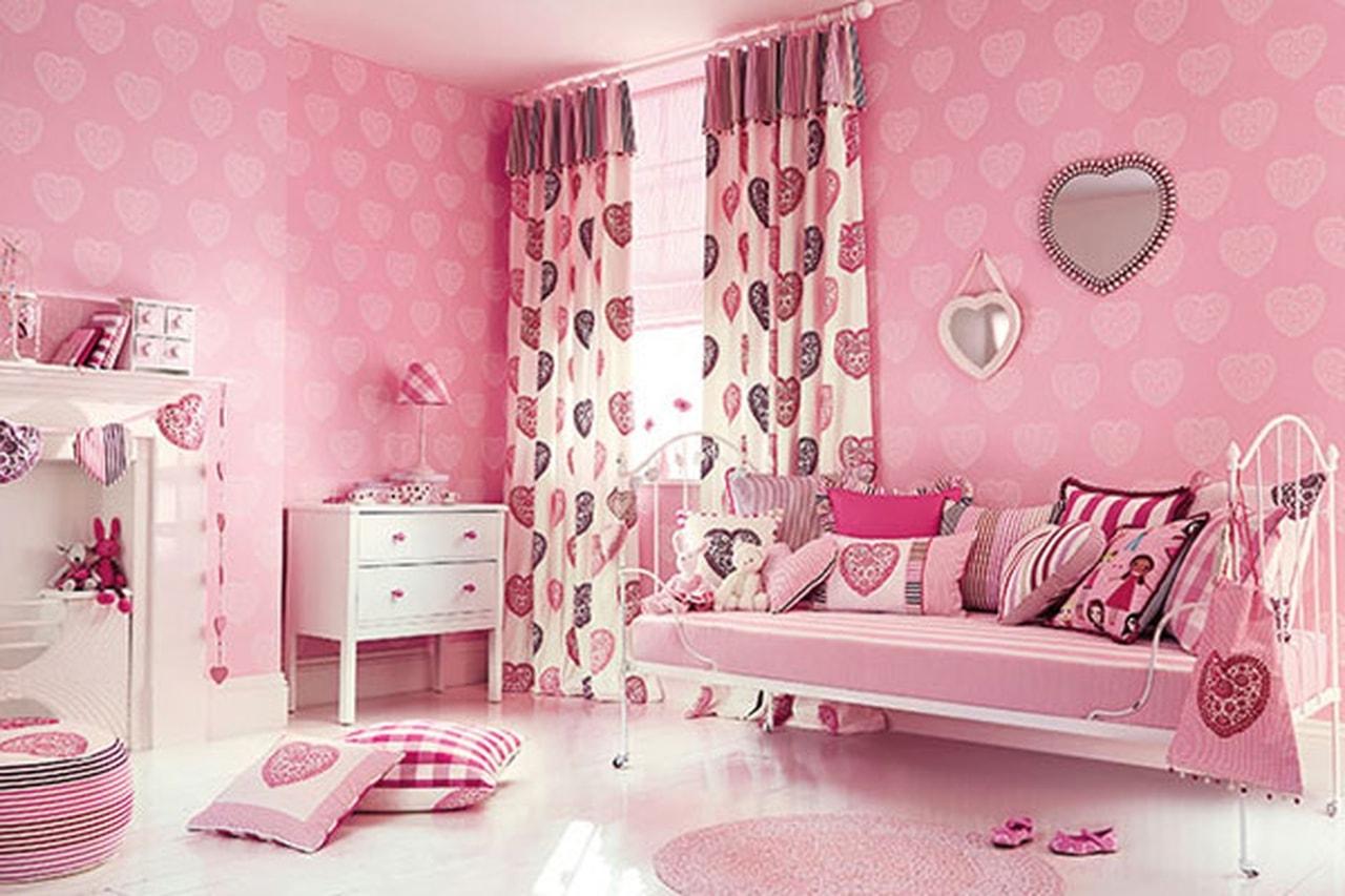 بالصور غرف نوم اطفال بنات , اجمل غرف نوم للبنات 5865 4
