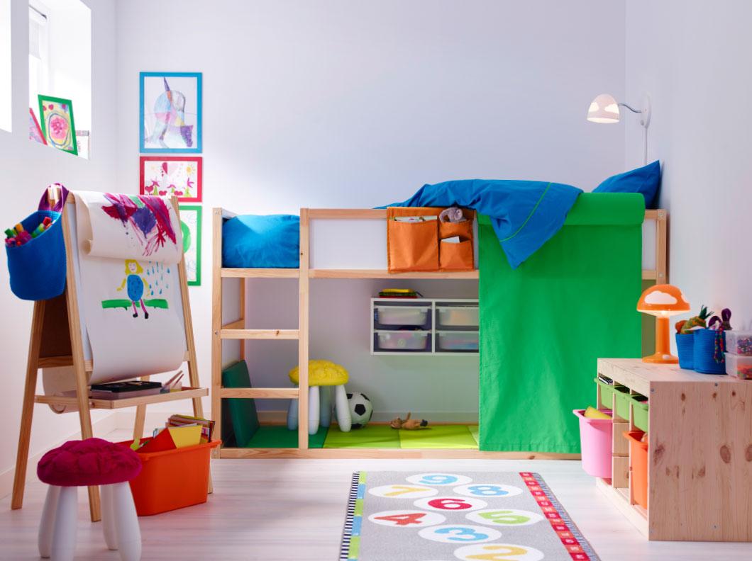بالصور غرف نوم اطفال بنات , اجمل غرف نوم للبنات 5865 7