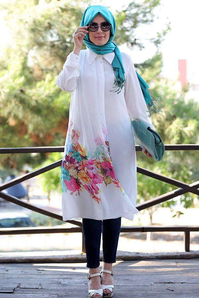 صورة لبس محجبات , اجمل لبس للمحجبات