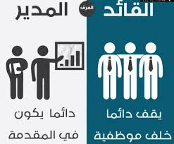 صور الفرق بين القائد والمدير , ما هو الفرق بين القائد والمدير