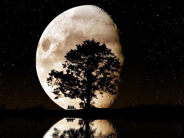 بالصور اجمل صور للقمر , اروع صور جميله و رومانسيه للقمر 4395