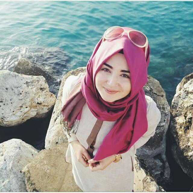 بالصور صور بنات جميلات محجبات , اروع صور بنات جميلات بالحجاب 1140 3