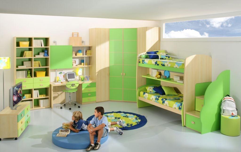 صورة دهانات غرف اطفال , افضل واحدث دهانات لغرفة طفلك
