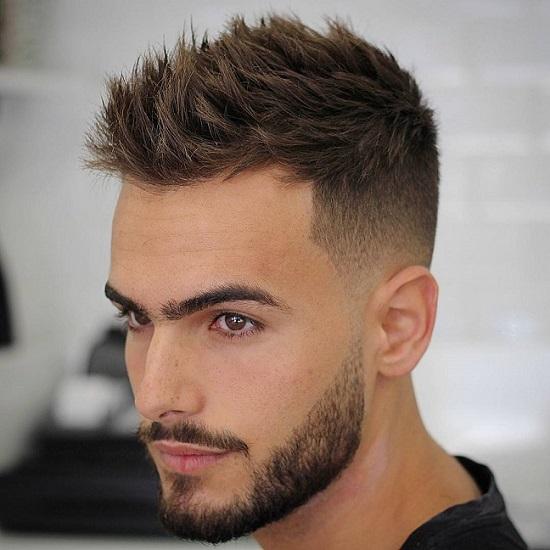 بالصور قصات شعر للرجال , احدث صيحات الشعر للرجال 2296 11