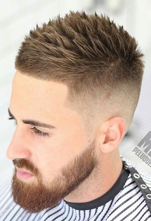 بالصور قصات شعر للرجال , احدث صيحات الشعر للرجال 2296 5