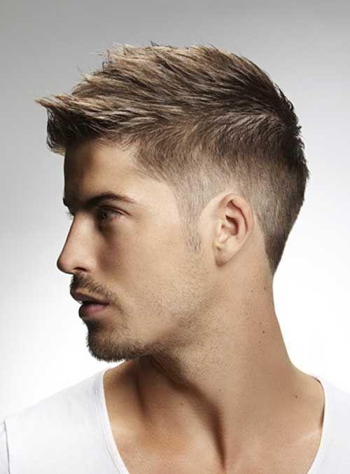 بالصور قصات شعر للرجال , احدث صيحات الشعر للرجال 2296 8