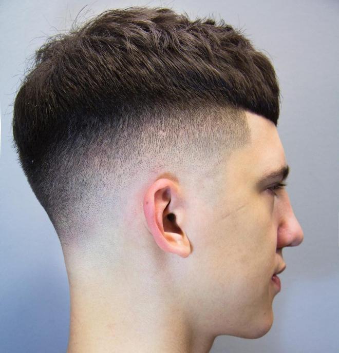 بالصور قصات شعر للرجال , احدث صيحات الشعر للرجال 2296