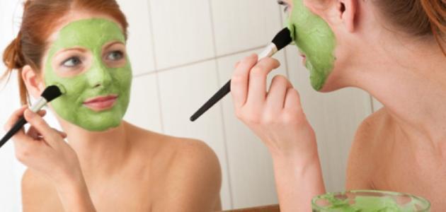 صورة افضل ماسك للوجه , وصفة ماسك لتنظيف الوجه