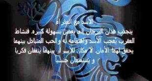 صوره الابراج برج الاسد , مواصفات برج الاسد