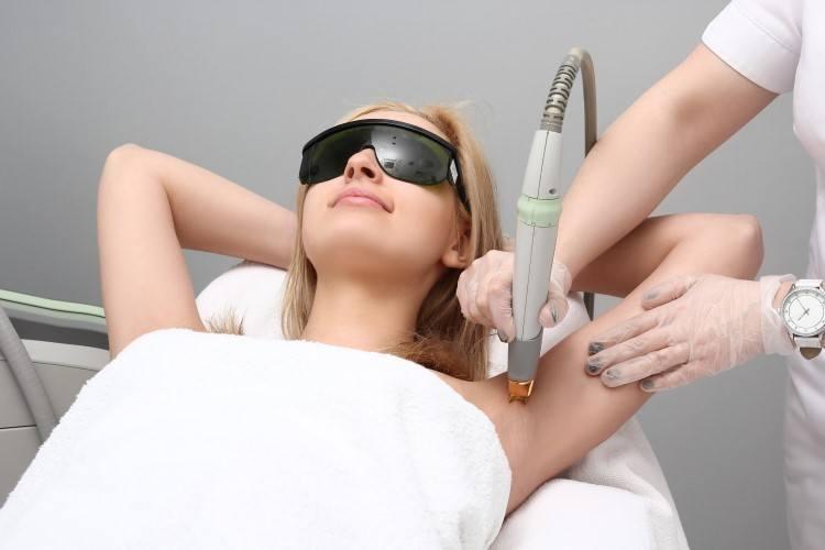بالصور ازالة الشعر بالليزر , طريقة استخدام الليزر في ازالة الشعر 2458