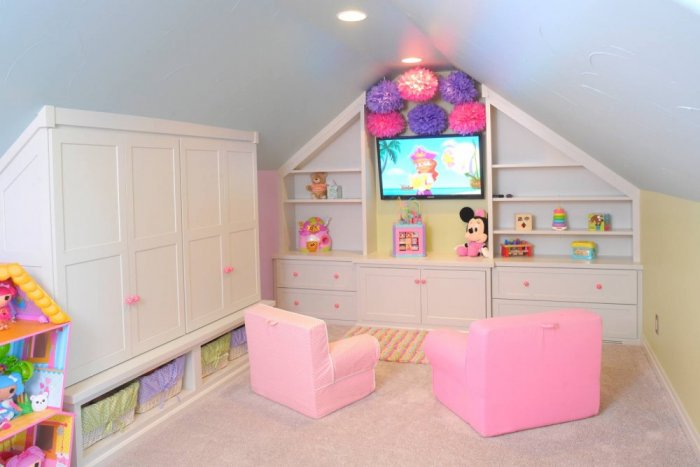 بالصور غرف نوم بنات اطفال , احدث غرف بنات 2505 4