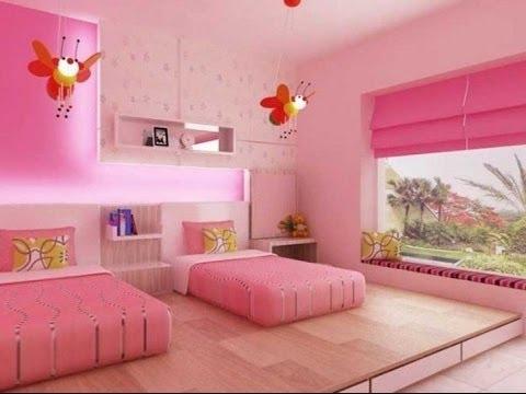 بالصور غرف نوم بنات اطفال , احدث غرف بنات 2505 6