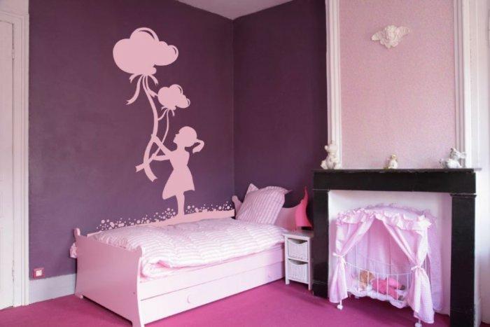بالصور غرف نوم بنات اطفال , احدث غرف بنات 2505 7