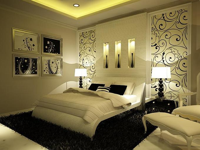 بالصور احلى غرف نوم , احدث غرف نوم مودرن 2597 4