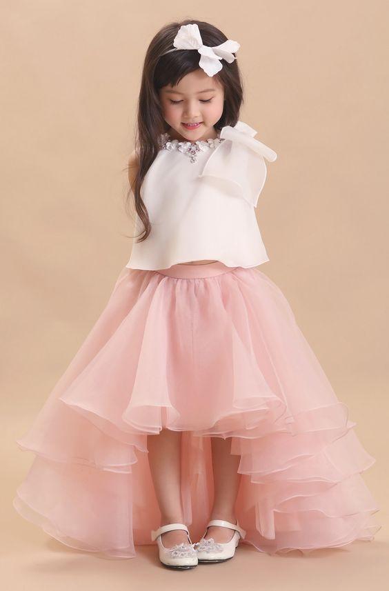 بالصور موديلات فساتين اطفال , احدث موديلات لملابس الاطفال 2650 2