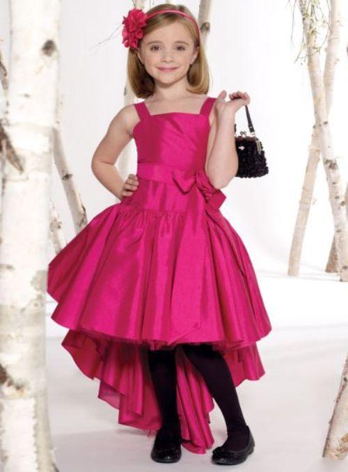بالصور موديلات فساتين اطفال , احدث موديلات لملابس الاطفال 2650 4