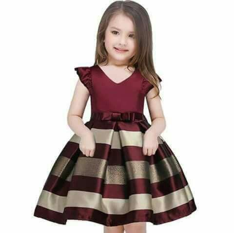 بالصور موديلات فساتين اطفال , احدث موديلات لملابس الاطفال 2650 5