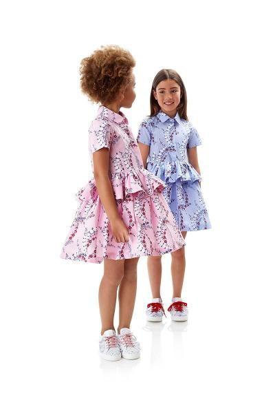بالصور موديلات فساتين اطفال , احدث موديلات لملابس الاطفال 2650 7
