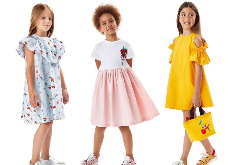 بالصور موديلات فساتين اطفال , احدث موديلات لملابس الاطفال 2650 8