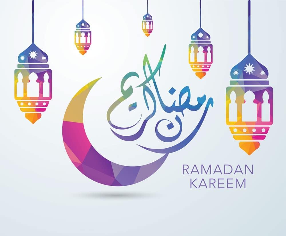 بالصور تهاني رمضان , ارق التهاني الرمضانية 2656 5