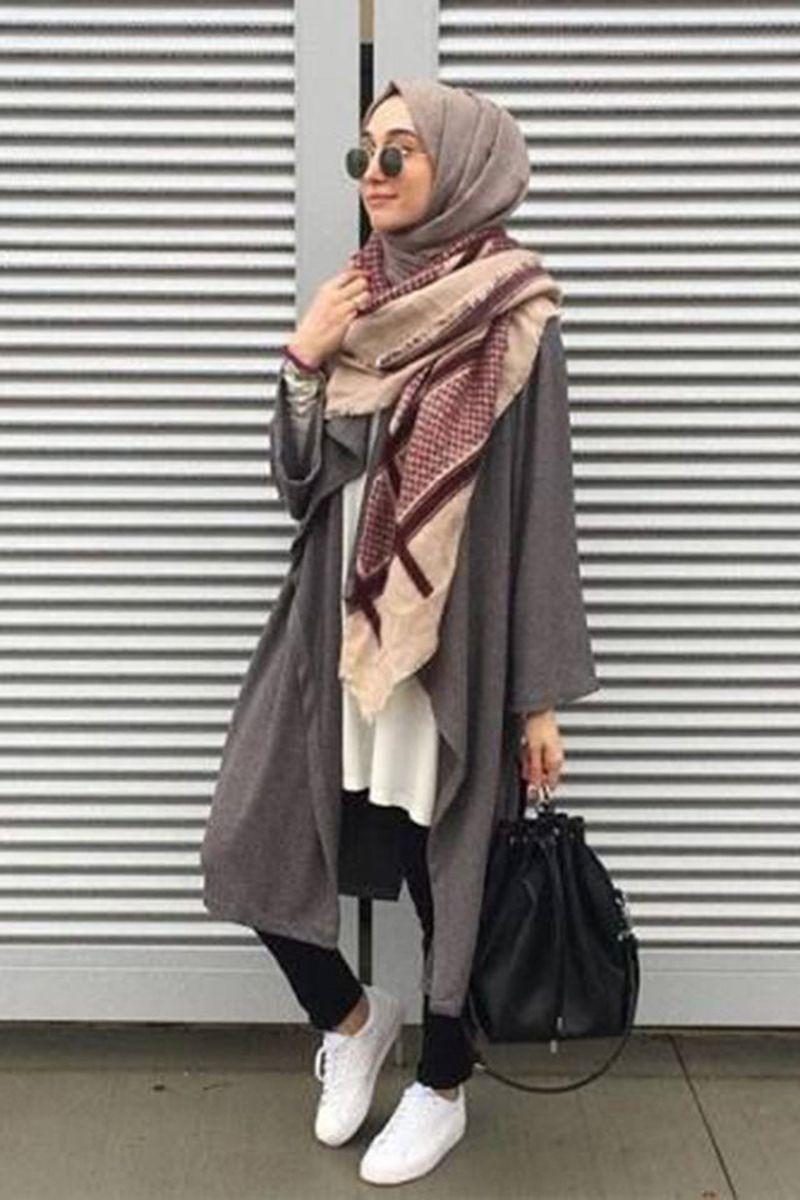 صورة ملابس شتوية للمحجبات , احدث ملابس الشتاء للمحجبات 2674 6