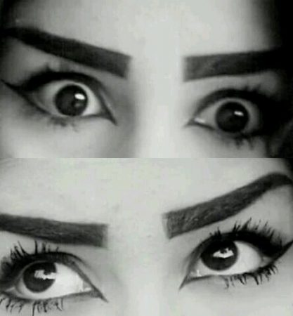صوره عيون سوداء , احلى عيون سوداء جذابة