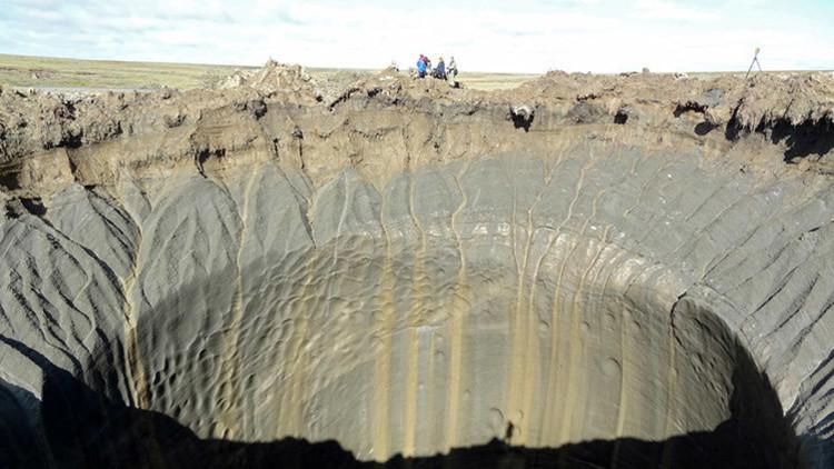 صوره حفرة نهاية العالم , ما لا تعرفه عن حفرة نهاية العالم