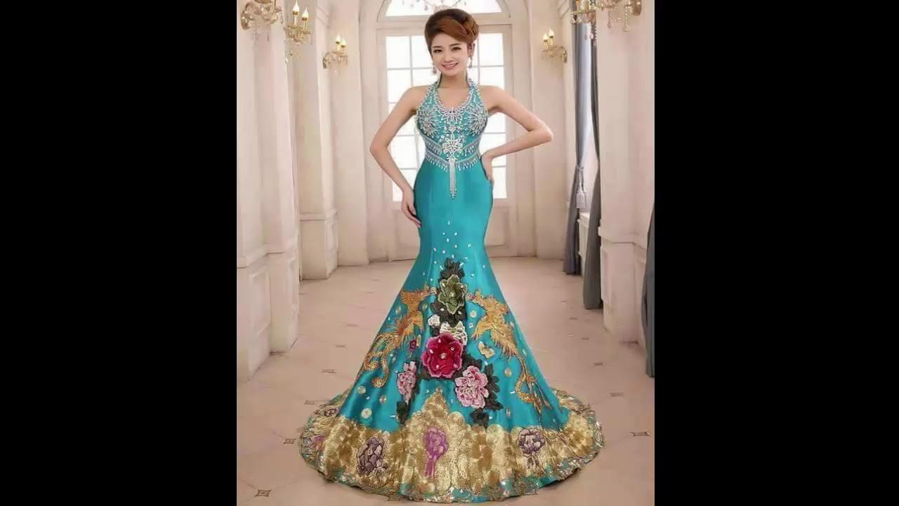 صورة اجمل فستان في العالم , اروع و اجمل فساتين فالعالم