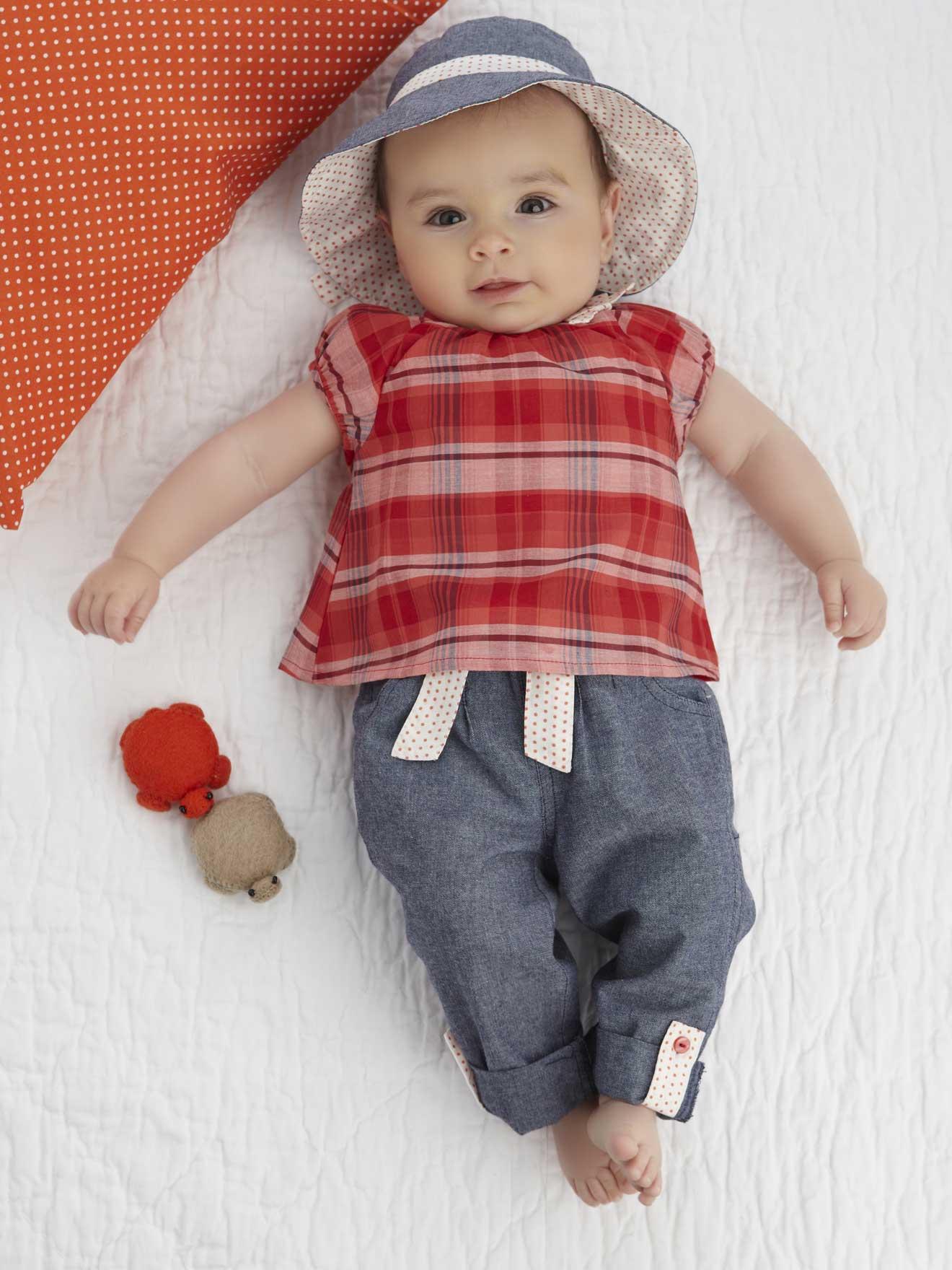بالصور ملابس الاطفال , احدث صيحات لبس الاطفال 2724 6