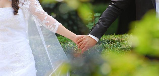 بالصور حلمت اني تزوجت وانا عزباء , تفسير حلم المراة المتروجة وهي عزباء 2725