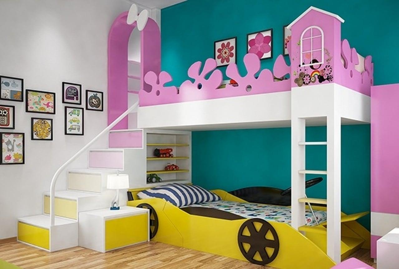 بالصور صور غرف نوم اطفال , كيفية اختيار غرف نوم للاطفال 2741 4
