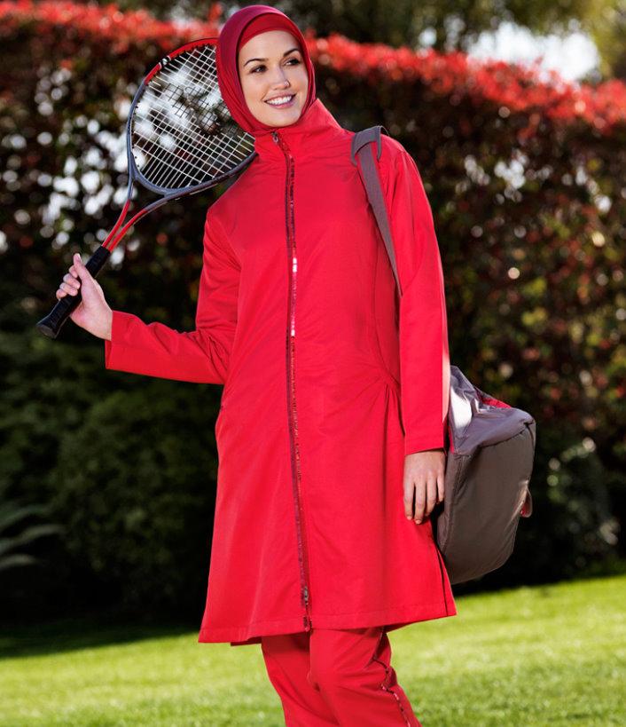 بالصور ملابس رياضية للمحجبات , اطلالات مريحة لملابس محجبات للرياضة 2766 3