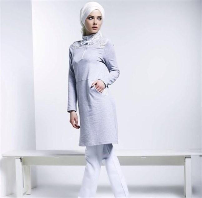 بالصور ملابس رياضية للمحجبات , اطلالات مريحة لملابس محجبات للرياضة 2766 9