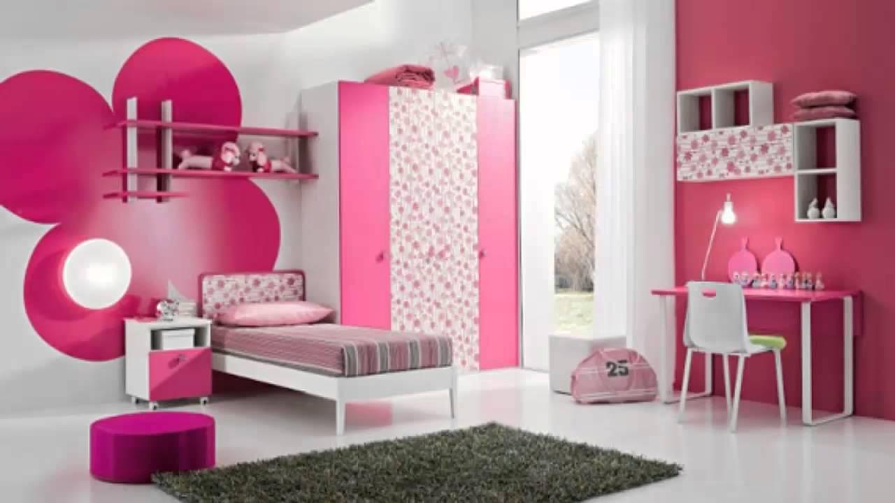 صورة غرف اطفال بنات , اجمل تصاميم غرف بنات