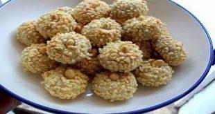صوره حلويات جزائرية بسيطة بالصور , طريقة تحضر حلو جزائرية