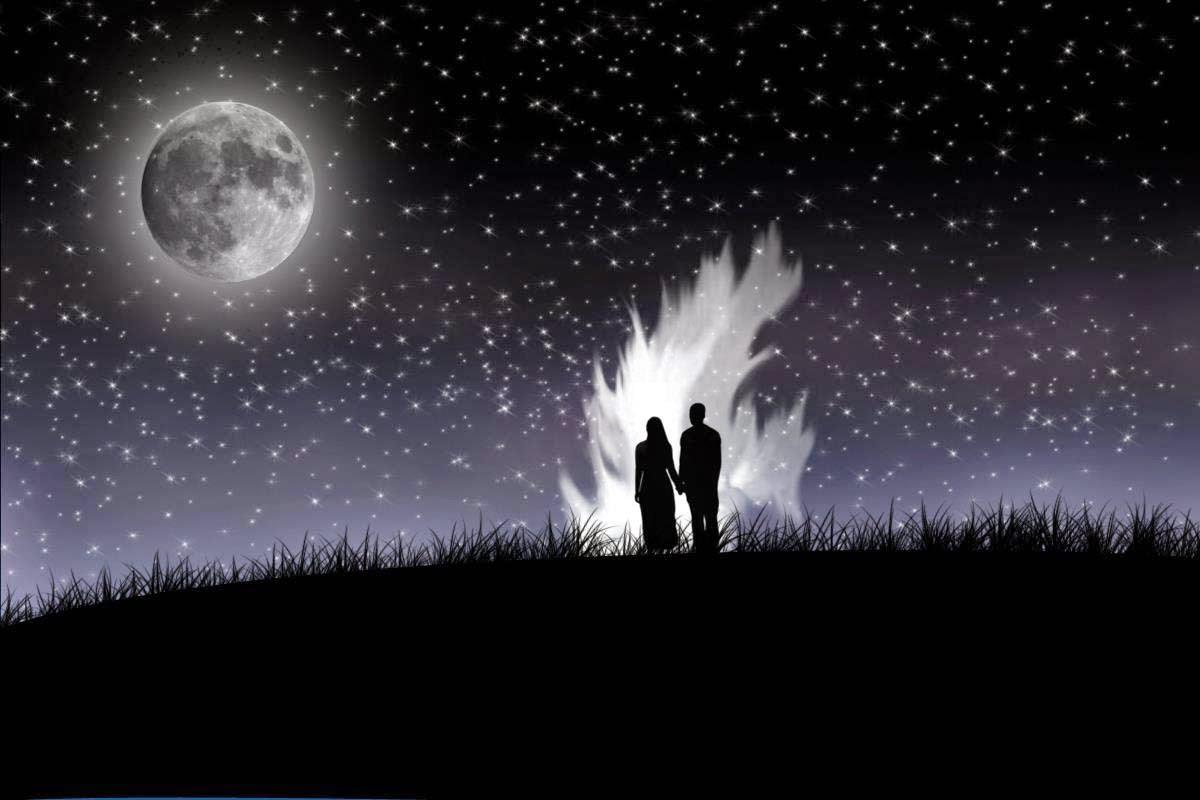 بالصور صور عن القمر , اجمل خلفيات للقمر المنير 3714 2