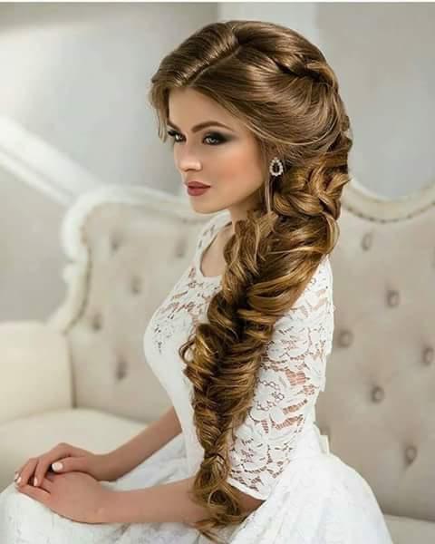 بالصور تساريح للشعر الطويل , اروع قصات الشعر الطويل 3802 15