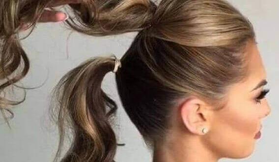 بالصور تساريح للشعر الطويل , اروع قصات الشعر الطويل 3802 8