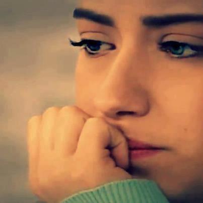 صور صور بنت حزينه , اروع خلفيات بنات حزينة
