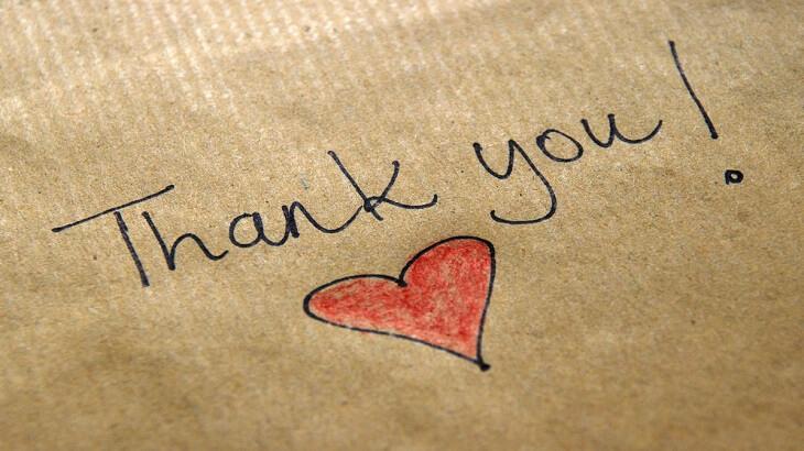 بالصور شكرا من القلب , المواقف التي تستدعي الشكر 3922 6