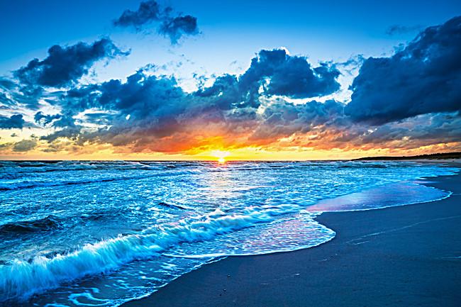 بالصور خلفيات بحر , خلفيات بحر في اوقات مختلفة 3997 3