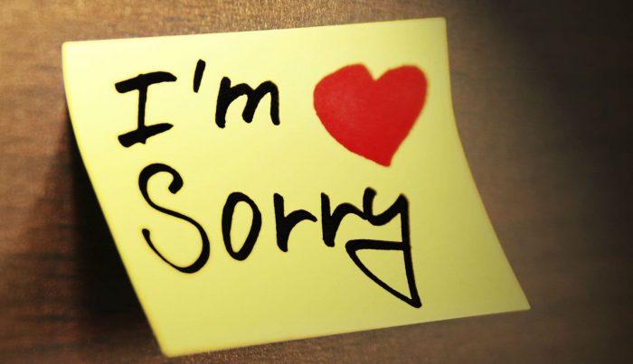 بالصور كلمات اعتذار واسف , ما اطيب كلمات الاعتذار 4052 2