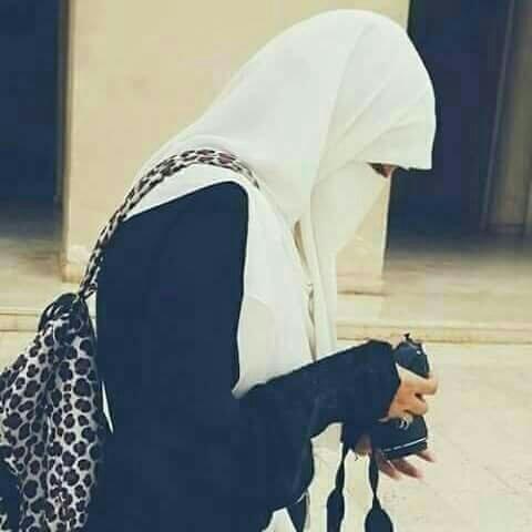 بالصور صور بنات منقبات , صوره بنت منقبه 4146 1