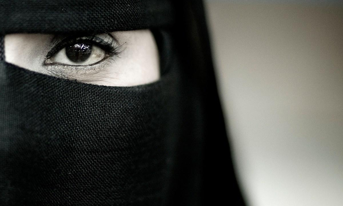 بالصور صور بنات منقبات , صوره بنت منقبه 4146 2