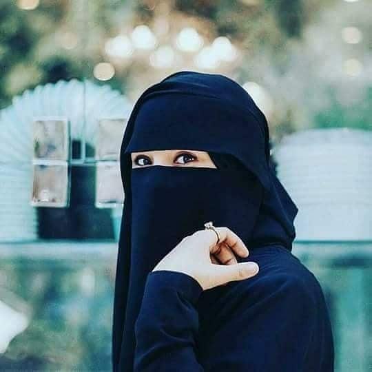 بالصور صور بنات منقبات , صوره بنت منقبه 4146 5